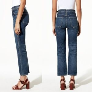 Wilfred/Citizens of Humanity Liv cropped jeans